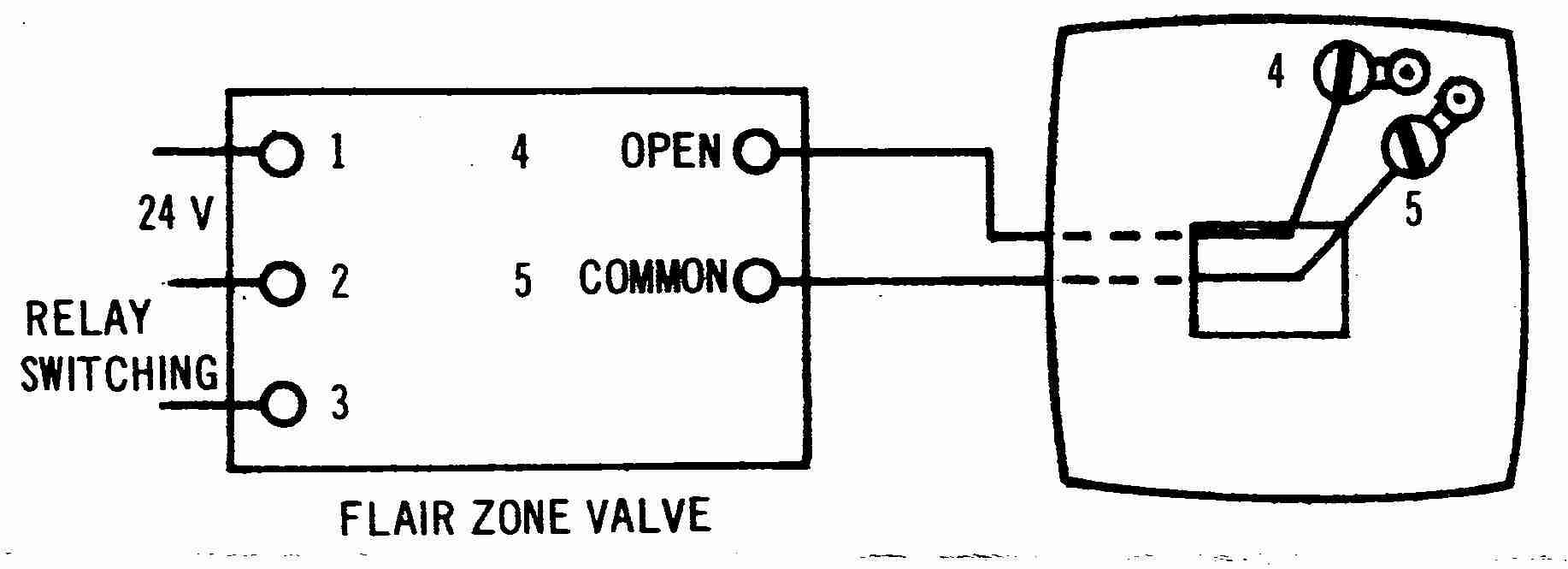 Room Thermostat Wiring Diagrams For Hvac Systems - Thermostat Wiring Diagram