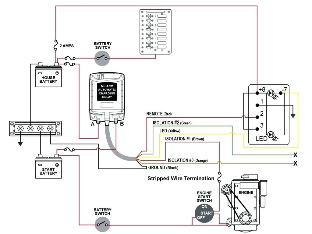 Rv Battery Switch Wiring Diagram | Wiring Diagram - Dual Rv Battery Wiring Diagram
