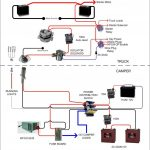 Rv Converter Wiring Diagram In Camper Plug Battery Images   Trailer Battery Wiring Diagram