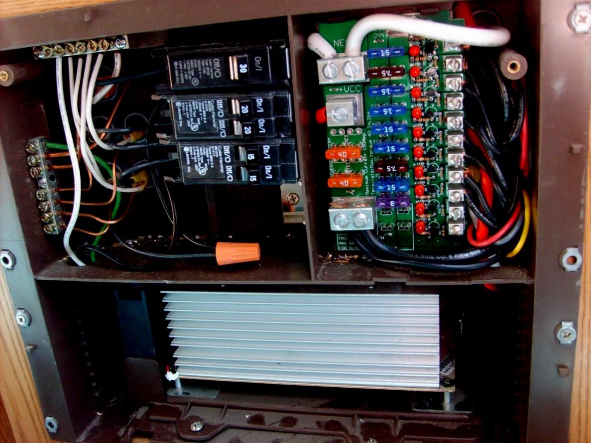Rv Fuse Boxes | Wiring Diagram - Rv Electrical Wiring Diagram