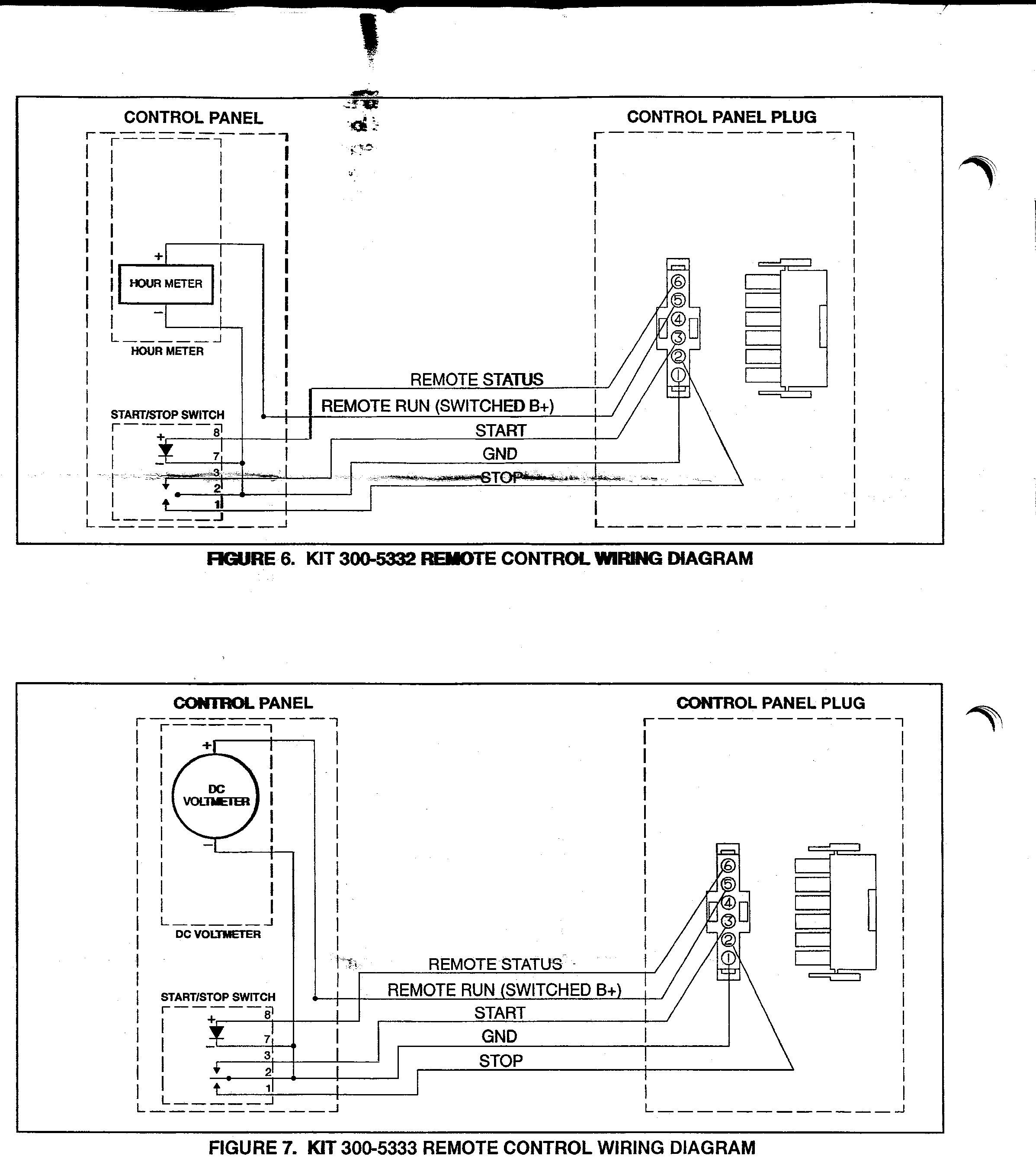 Rv Generator Wiring Schematic | Wiring Diagram - Onan Generator Wiring Diagram