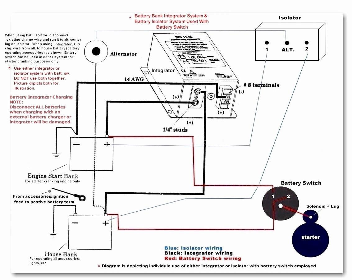 Rv Isolator Wiring Diagram | Manual E-Books - Rv Battery Isolator Wiring Diagram
