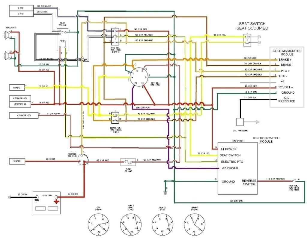 Rzt Cub Cadet Wiring Diagram | Wiring Diagram - Kohler Engine Wiring Diagram