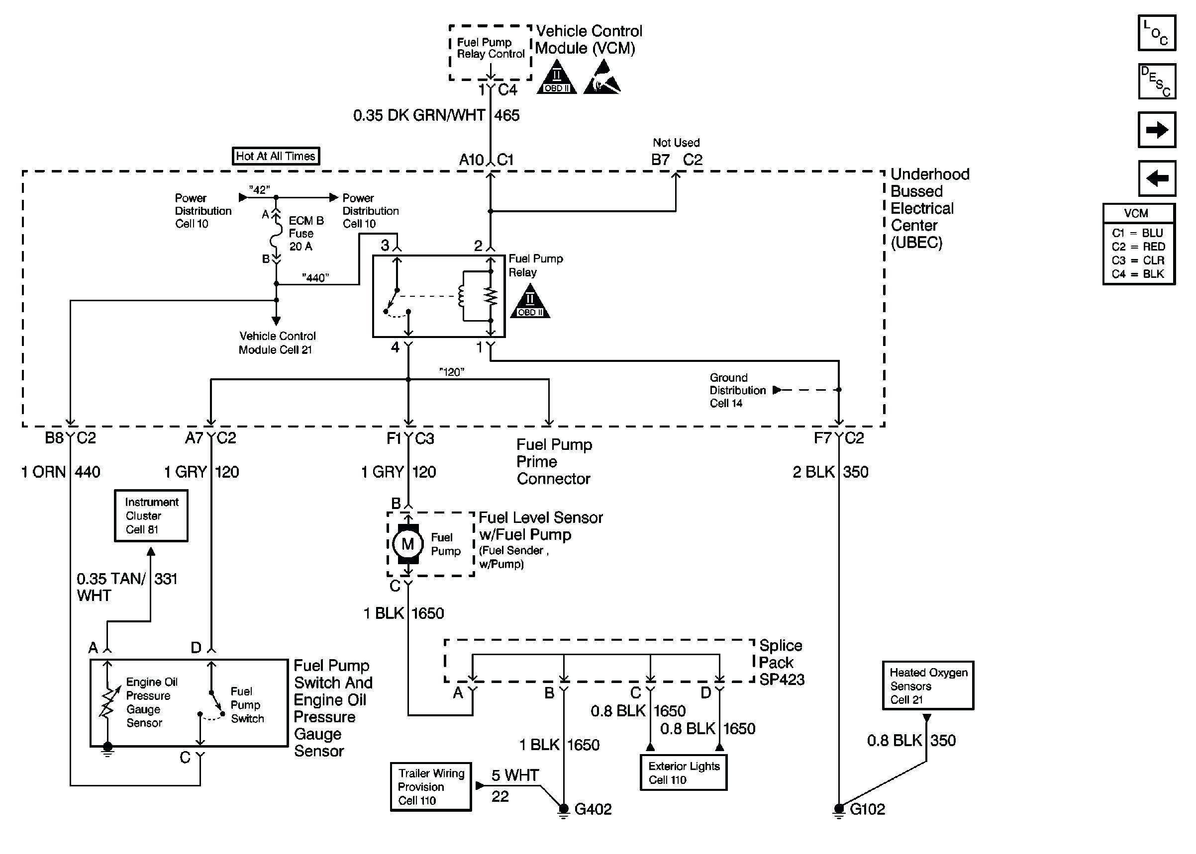 Safari Fuel Pump Wiring Harness Diagram 1993 - Wiring Diagram Data - Fuel Pump Wiring Harness Diagram