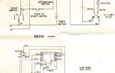 Dryer Wiring Diagram