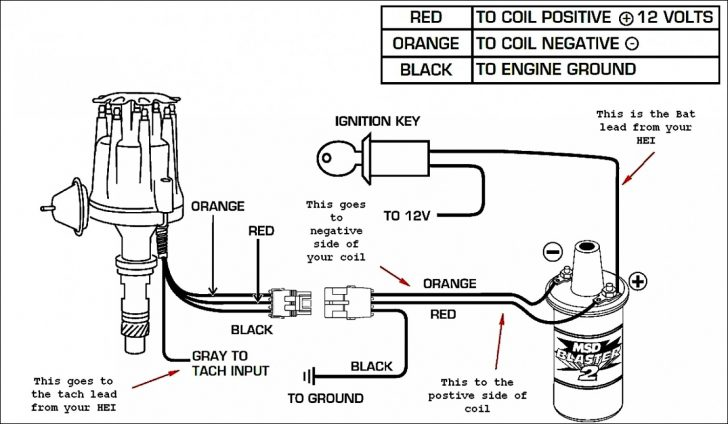 Alternator Wiring Diagram Chevy 350