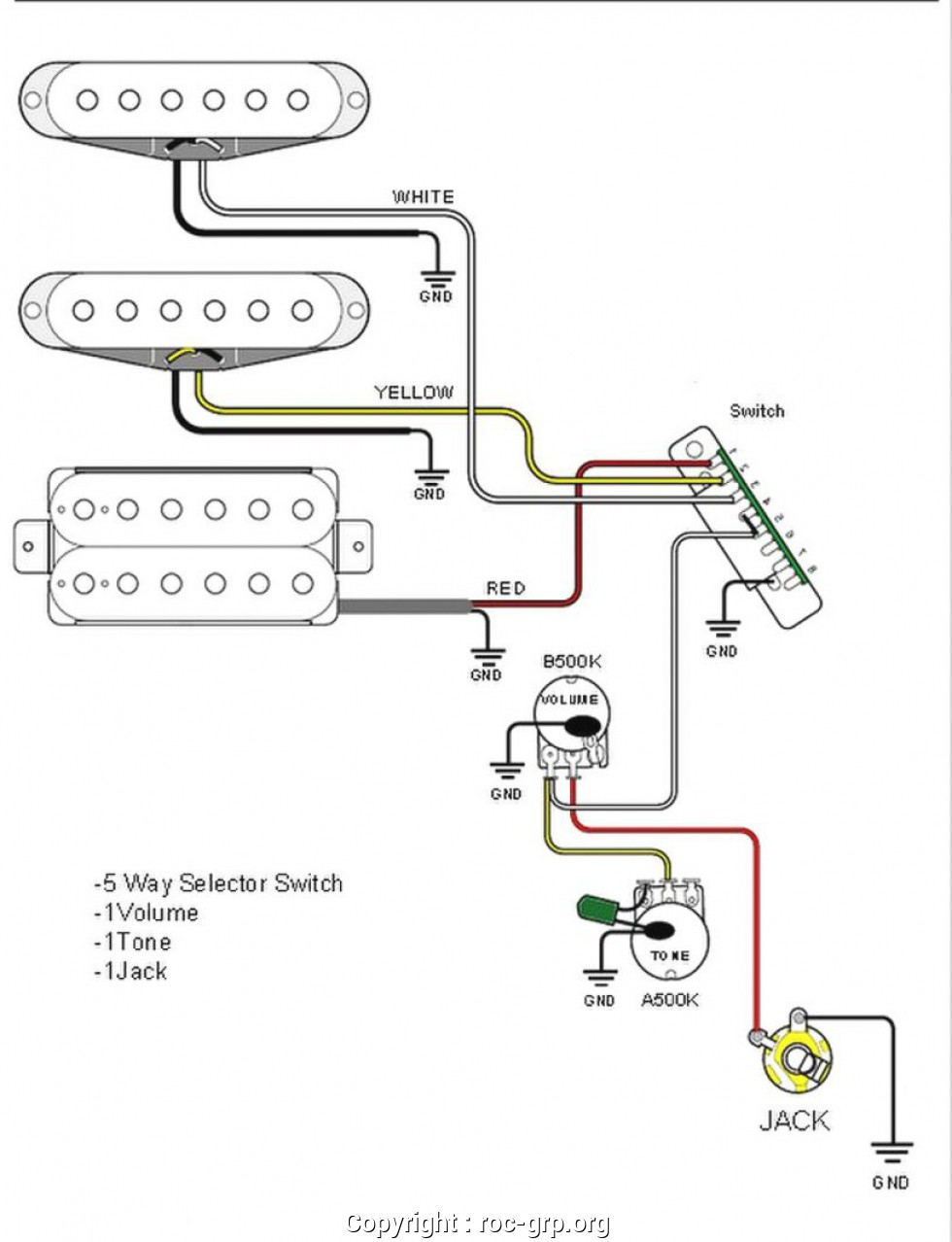 Schaller 5 Way Switch Wiring Diagram | Wiring Diagram - 5 Way Switch Wiring Diagram
