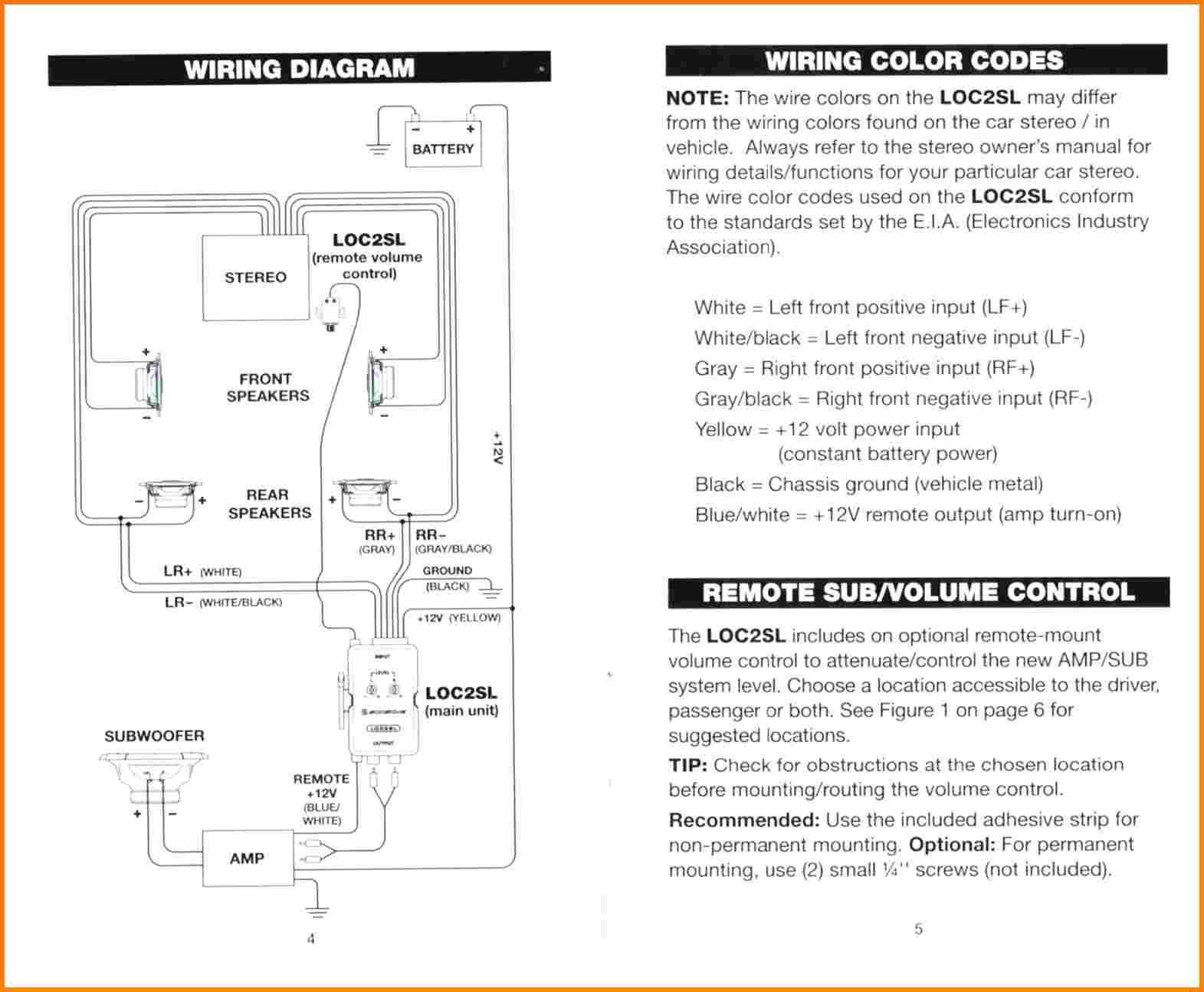 Scosche Line Out Converter Wiring Diagram | Wiring Diagram - Scosche Line Out Converter Wiring Diagram