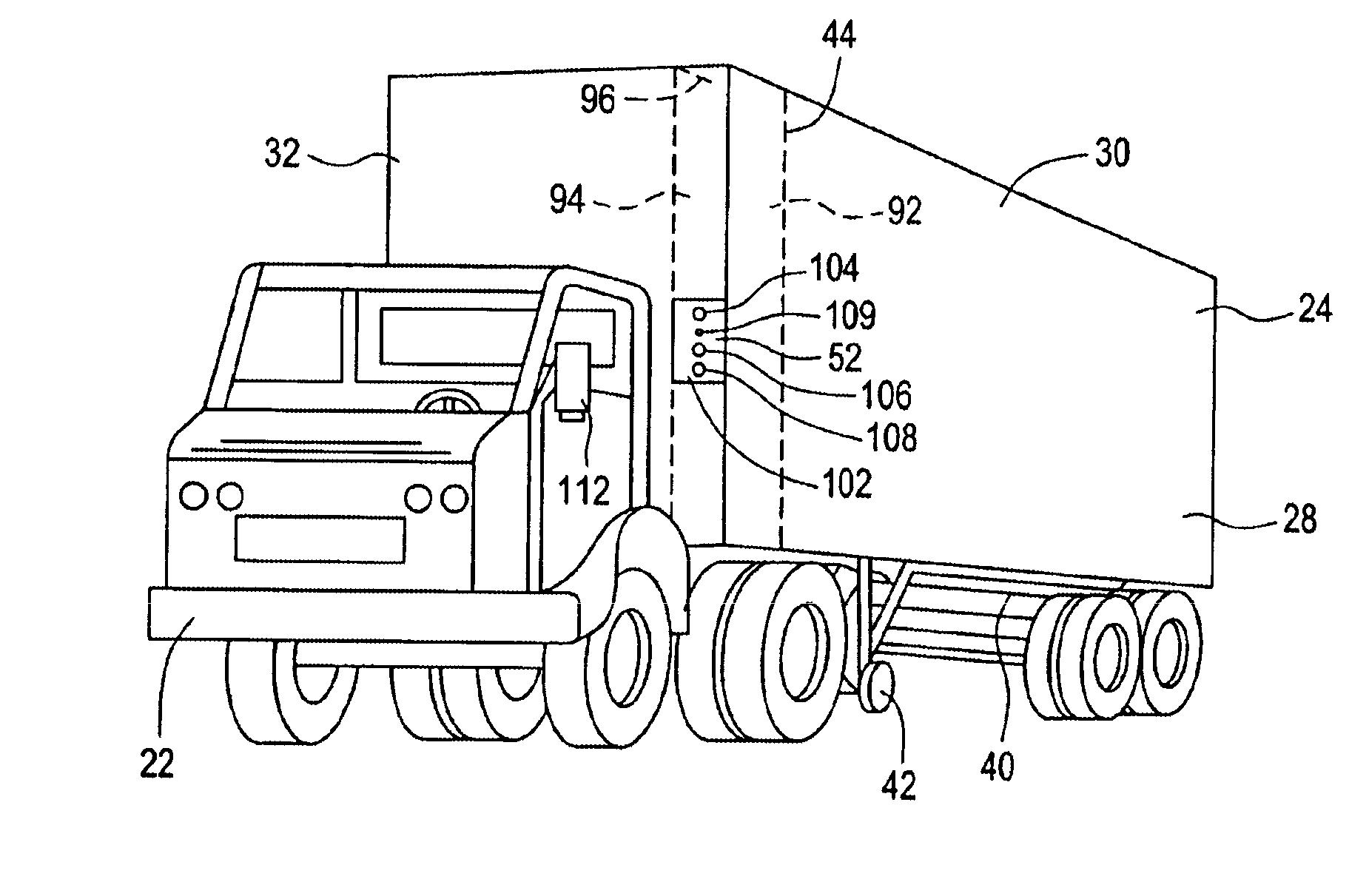 Semi Truck Light Diagram - Schema Wiring Diagram - Semi Trailer Wiring Diagram