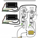 Seymour Duncan Wiring Diagram   2 Triple Shots, 2 Humbuckers, 2 Vol   Humbucker Wiring Diagram