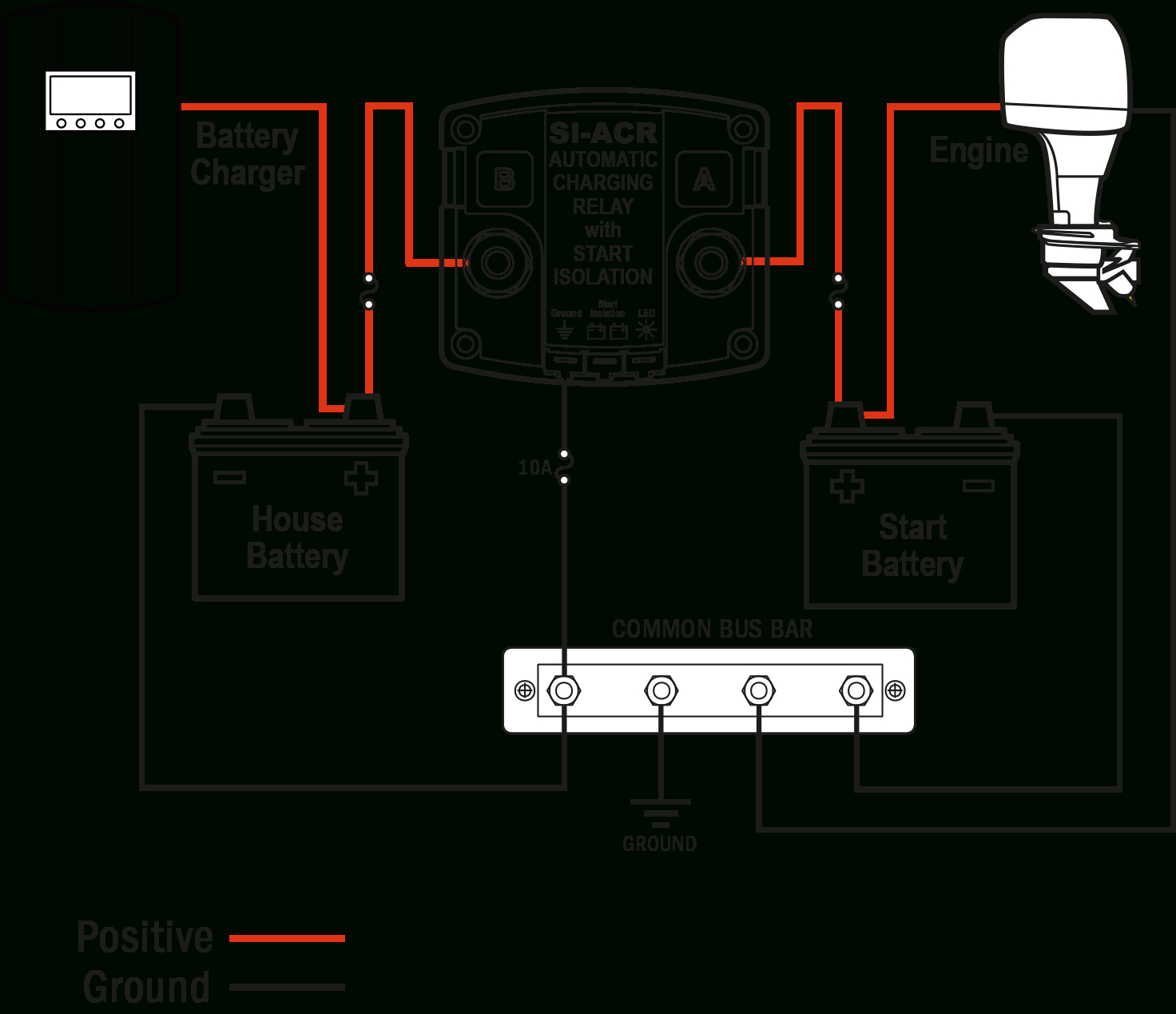 Automatic Charging Relay Wiring Diagram from annawiringdiagram.com