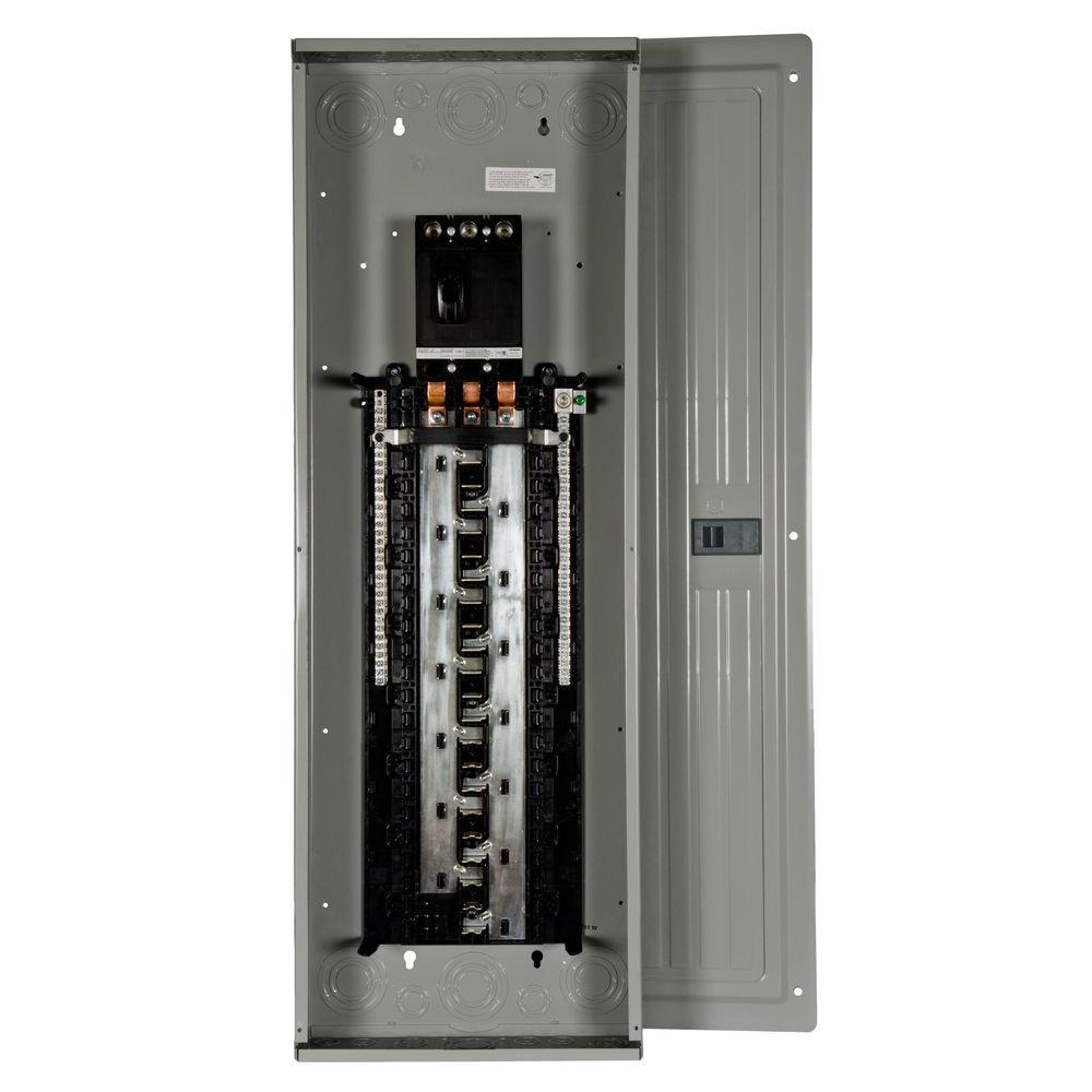 Siemens Es Series 200 Amp 42-Space 60-Circuit Main Breaker Indoor 3 - Siemens Load Center Wiring Diagram