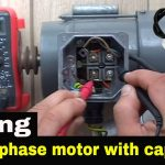 Single Phase Capacitor Start Motor Wiring | Wiring Diagram   Single Phase Motor Wiring Diagram With Capacitor Start