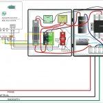 Single Phase Submersible Pump Starter Wiring Diagram 3 Wire Well   3 Wire Well Pump Wiring Diagram