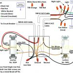 Single Pole Outlet Wiring   Wiring Diagrams Click   Wiring A Switched Outlet Wiring Diagram – Power To Receptacle