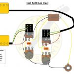 Six String Supplies — Coil Split Les Paul Wiring   Coil Tap Wiring Diagram Push Pull