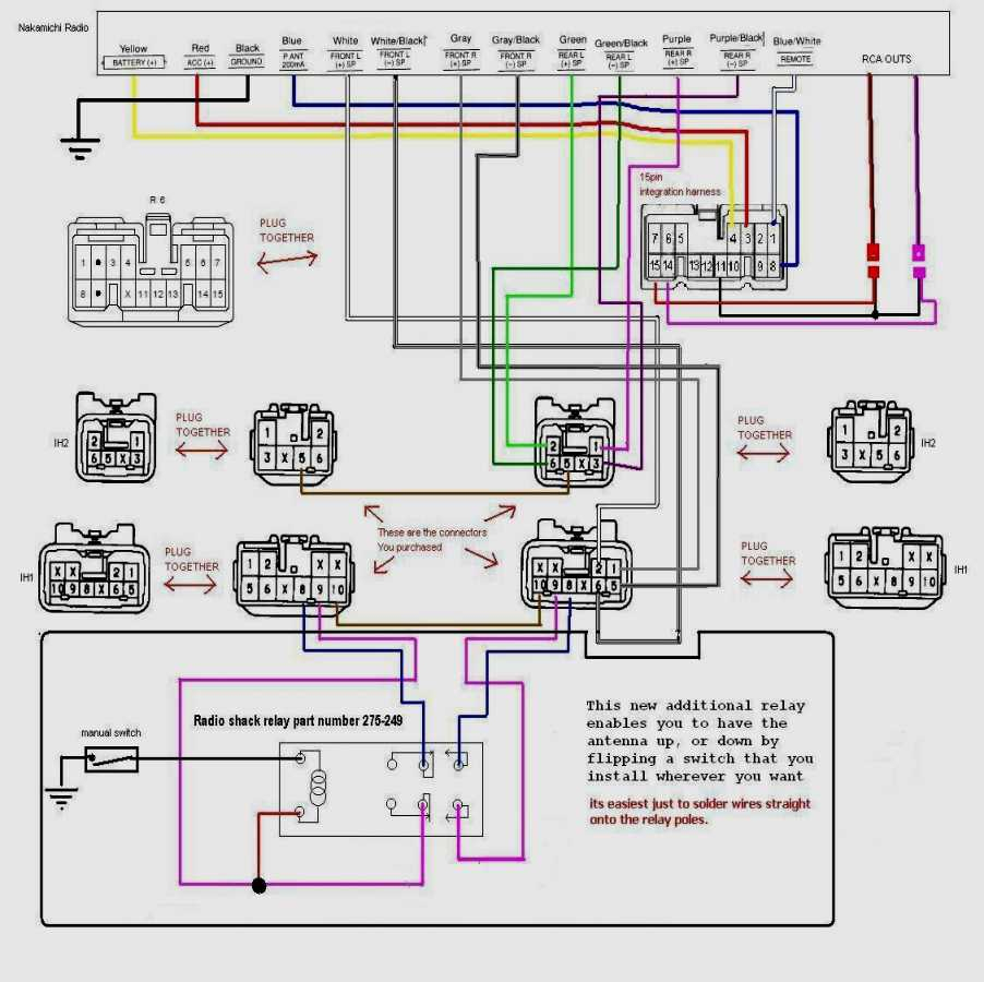Sony Car Stereo Cdx Gt565Up Wiring Diagram | Manual E-Books - Sony Cdx Gt565Up Wiring Diagram