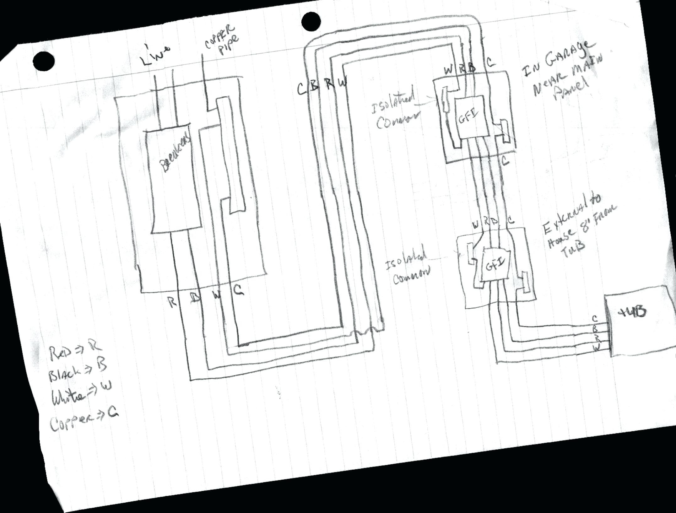 Spa Wiring Diagram | Best Wiring Library - Hot Tub Wiring Diagram