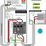 Square D Hot Tub Gfci Breaker Wiring Diagram Luxury Hot Tub Wiring   Hot Tub Wiring Diagram