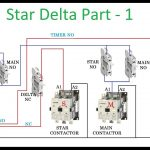 Star Delta Starter   Motor Control With Circuit Diagram In Hindi   240 Volt Well Pump Wiring Diagram