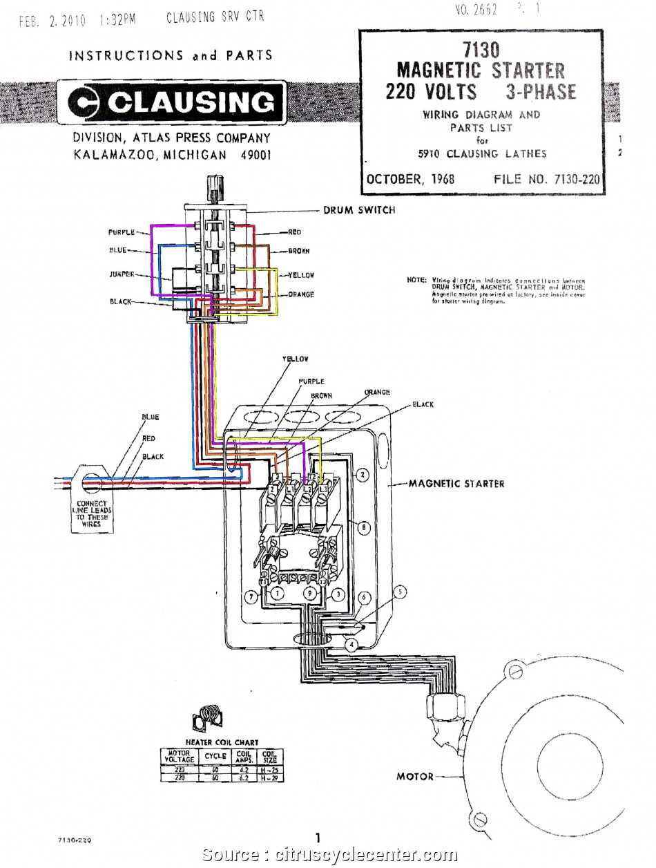 Start Stop Wiring Diagram 3 Phase With Contactor | Wiring Diagram - 3 Phase Contactor Wiring Diagram Start Stop