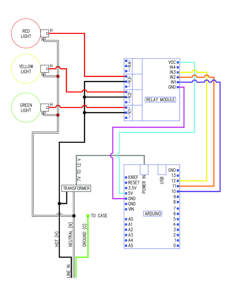 Stop Light Wiring Diagram - Wiring Diagram Explained - Stop/turn/tail Light Wiring Diagram