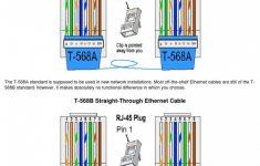 Cat5E Wiring Diagram B