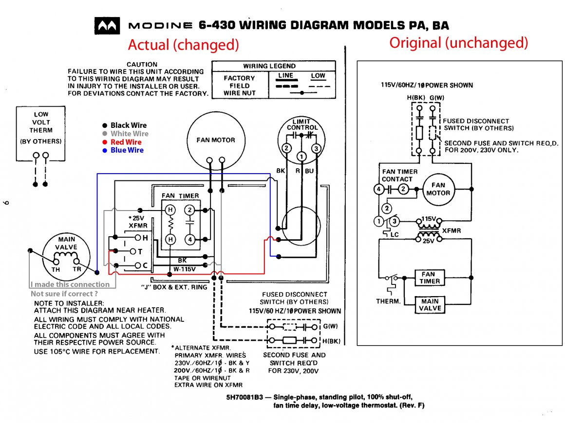 Suburban Rv Furnace Wiring Stat | Manual E-Books - Suburban Rv Furnace Wiring Diagram