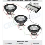 Subwoofer Wiring Diagrams — How To Wire Your Subs   2 Channel Amp Wiring Diagram