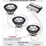 Subwoofer Wiring Diagrams — How To Wire Your Subs   Sub Wiring Diagram