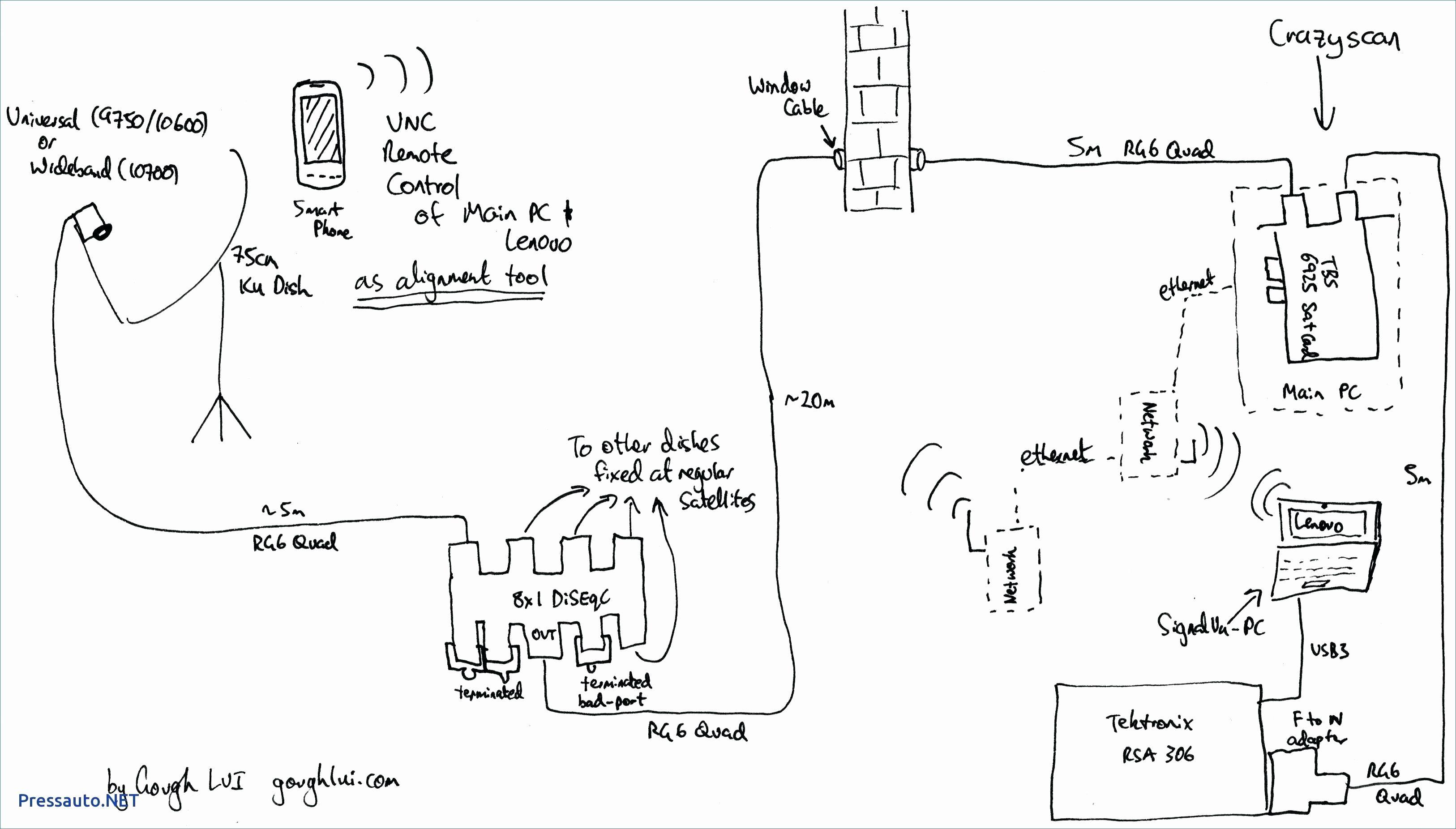 Sunset Trail Rv Satellite Wiring Diagram | Manual E-Books - Rv Satellite Wiring Diagram