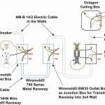 Switch Wiring Outlet Install Diagrams Light From Receptacle Diagram   Wiring A Switched Outlet Wiring Diagram – Power To Receptacle