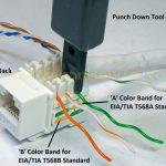 T568B Jack Wiring | Wiring Diagram   T568B Wiring Diagram