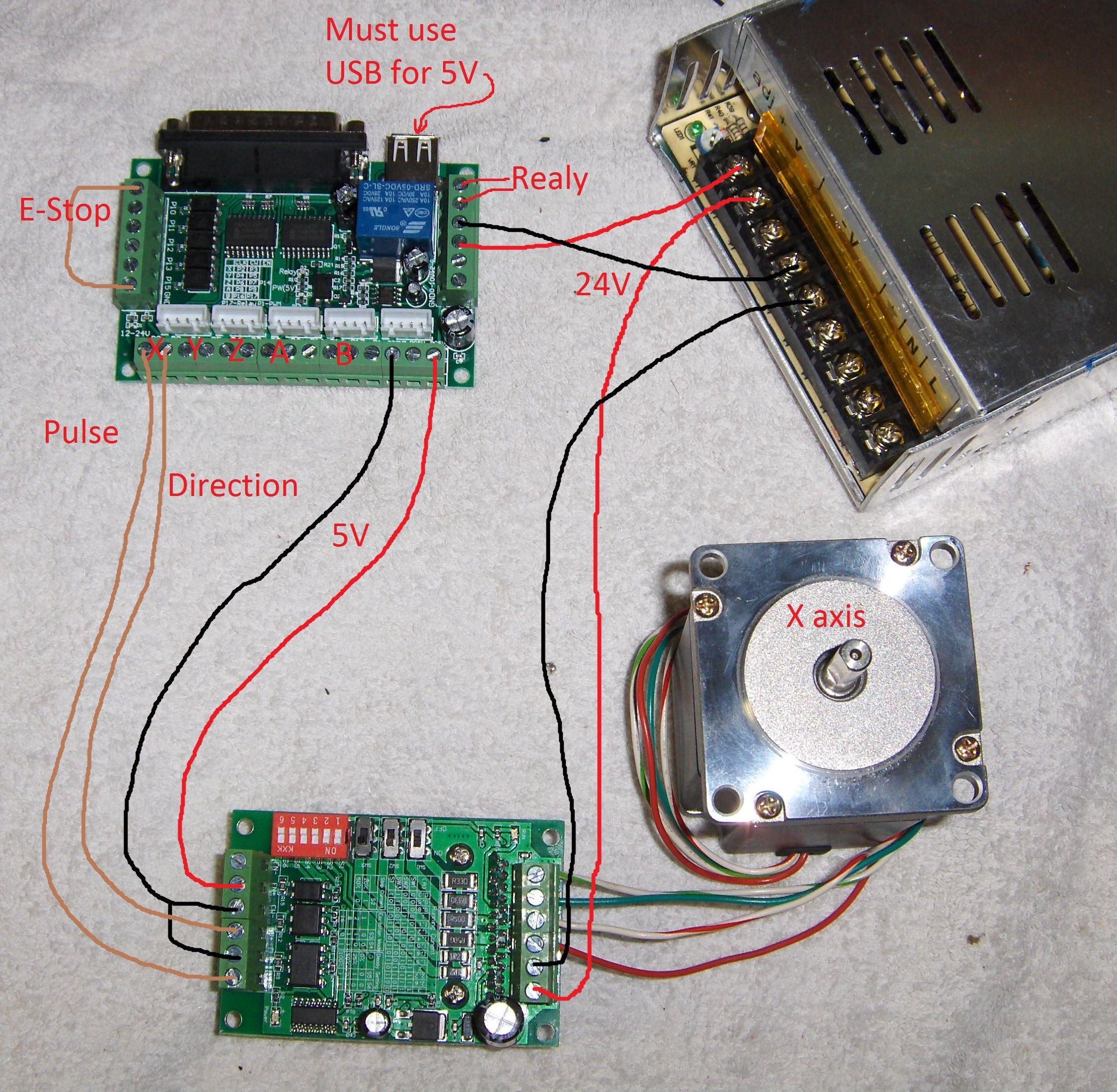 Tb6560 6 Wire Diagram | Manual E-Books - Tb6560 Wiring Diagram