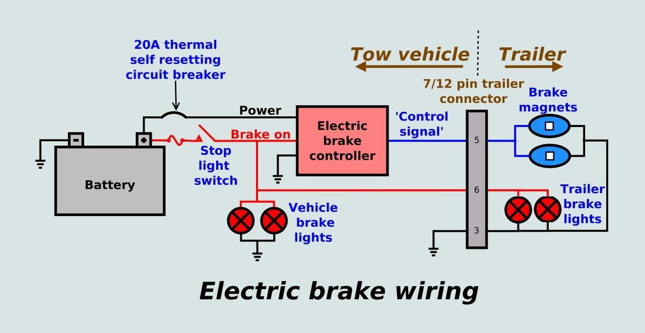 Tekonsha Envoy Wiring Diagram | Wiring Library - Brake Controller Wiring Diagram