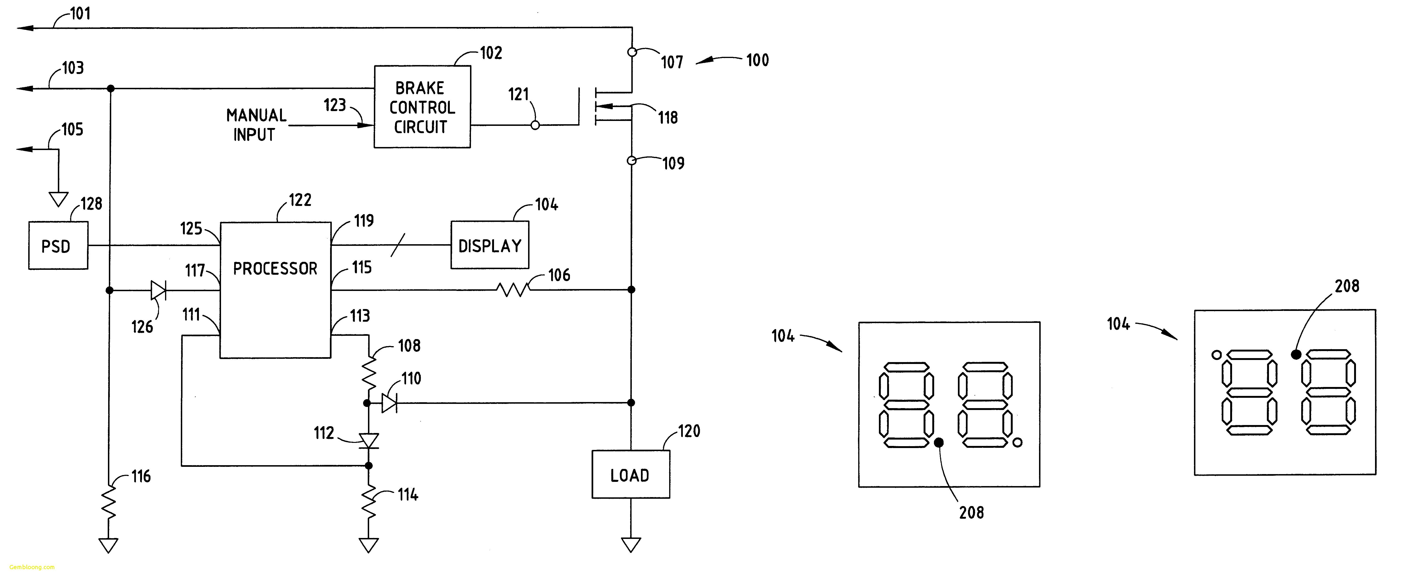 Tekonsha Voyager Electric Ke Wiring Diagram | Wiring Diagram - Tekonsha Voyager Wiring Diagram