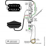 Tele Wiring Diagram, 2 Humbuckers, 2 Push/pulls   Telecaster Build   Tele Wiring Diagram