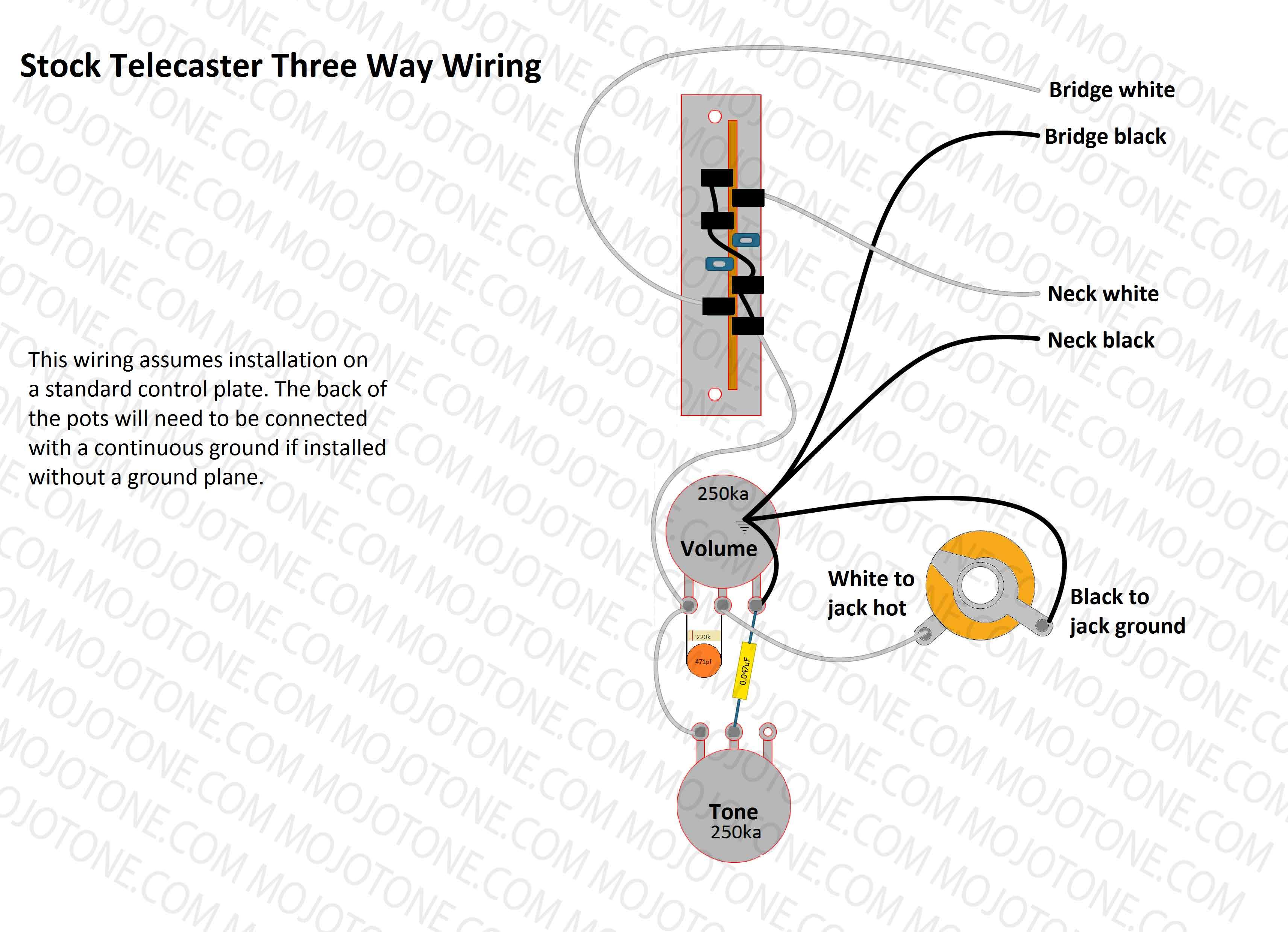 Telecaster Wiring Diagram 3 Way Switch | Schematic Diagram - Toggle Switch Wiring Diagram