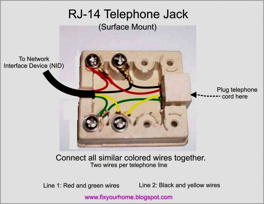 Telephone Interface Wiring Diagram | Wiring Diagram - Telephone Network Interface Wiring Diagram