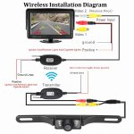 Tft Backup Camera Wiring Diagram | Manual E Books   Leekooluu Backup Camera Wiring Diagram