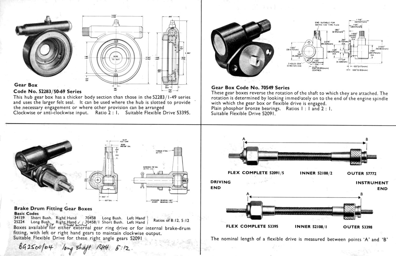 The Velobanjogent: The Vincent Speedometer.. - Yamaha Outboard Ignition Switch Wiring Diagram