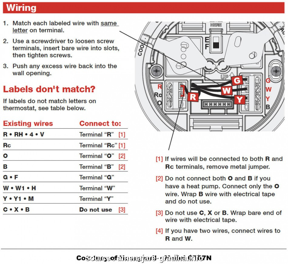 Thermostat Wiring Diagram 4 Wire Most 4 Wire Mobile Home Wiring - 4 Wire Mobile Home Wiring Diagram