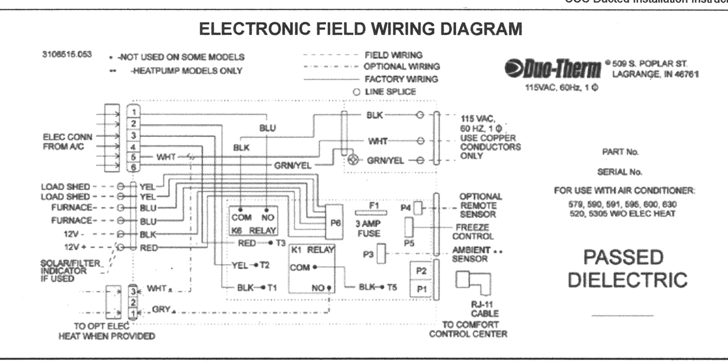 Thermostat Wiring Diagram Air Conditioner Reference Thermostat - Air Conditioner Thermostat Wiring Diagram
