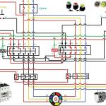 Three Phase Two Speed Motor Wiring Diagram | Wiring Diagram   3 Phase Motor Starter Wiring Diagram