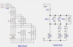 Three Phase Wiring Diagram Motor | Schematic Diagram – Three Phase Motor Wiring Diagram
