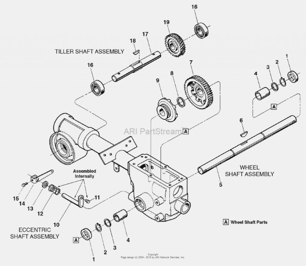 Tiller Wiring Diagram