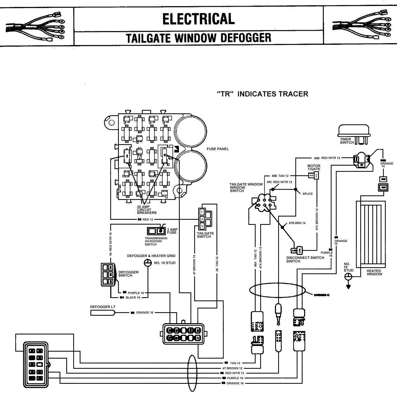 Tom 'oljeep' Collins Fsj Wiring Page - International Truck Wiring Diagram