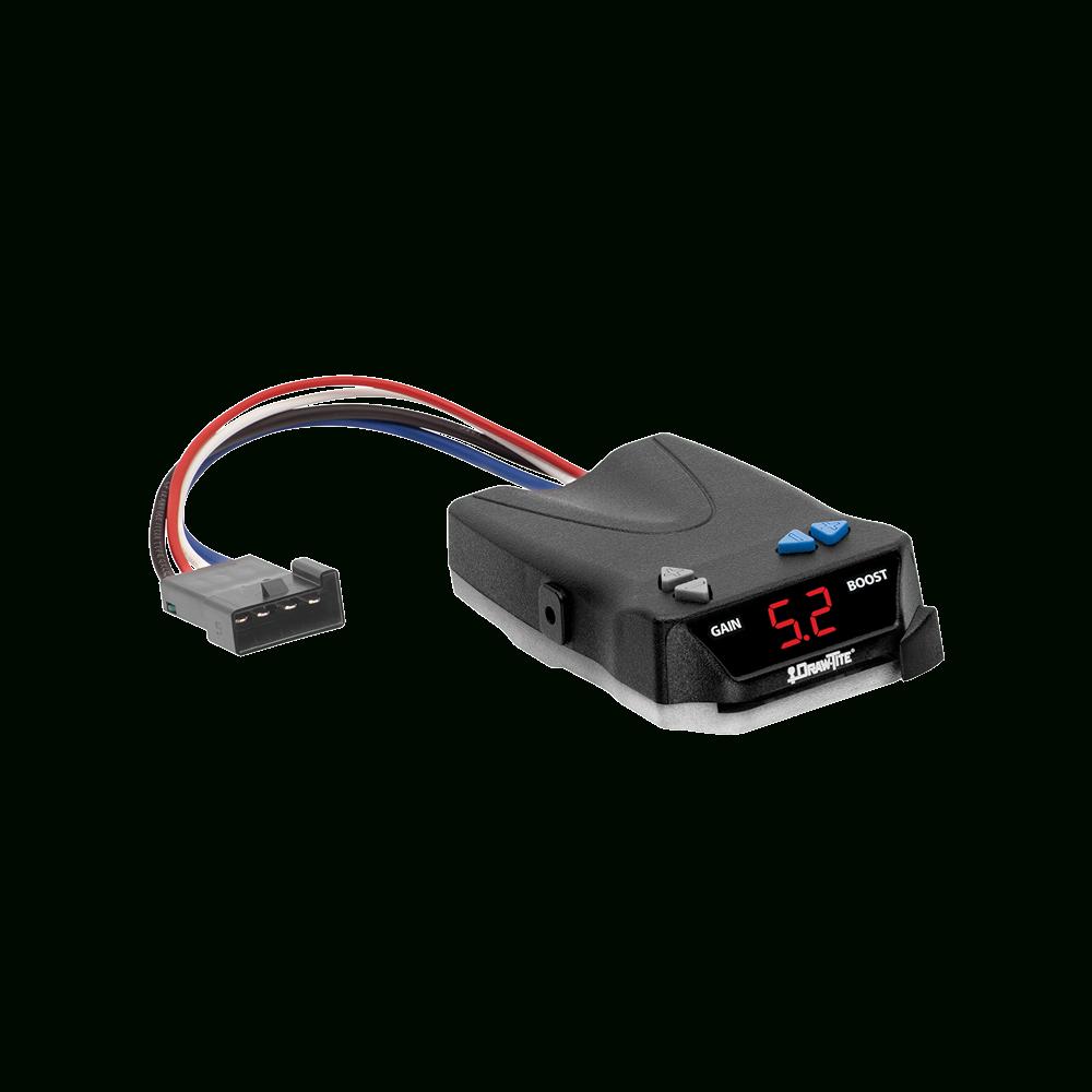 Trailer Brake Control - Proportional - Ford F250 Brake Controller Wiring Diagram