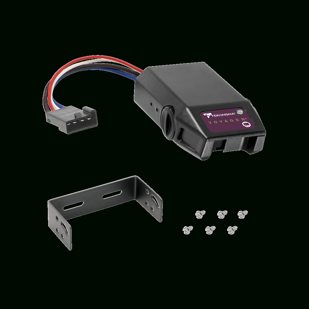 Trailer Brake Control - Proportional - Trailer Brake Controller Wiring Diagram