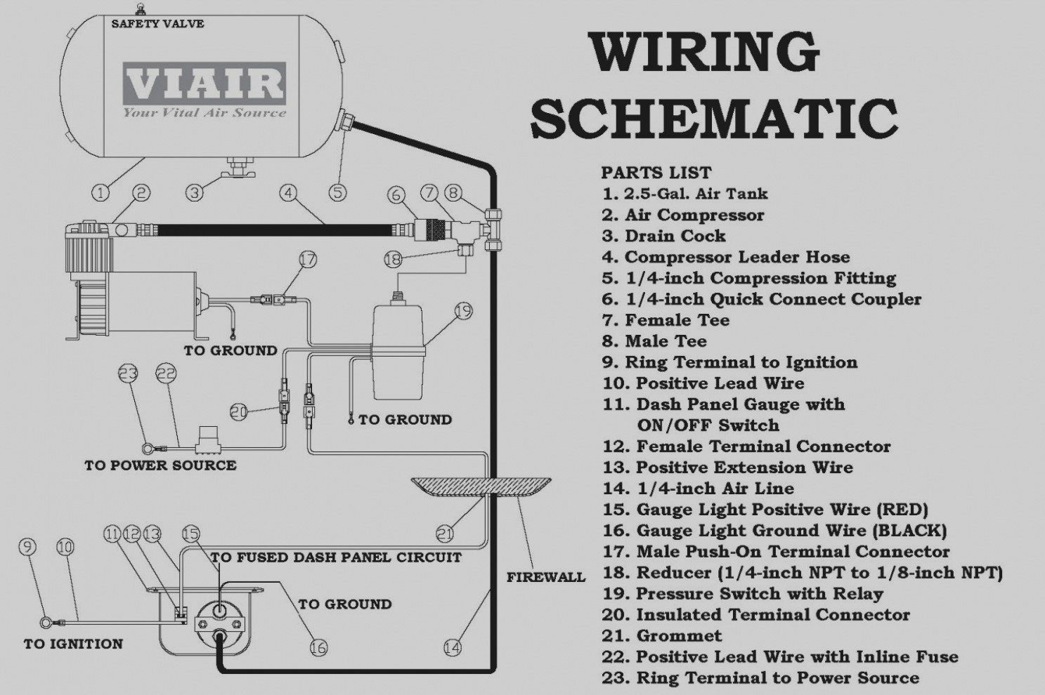 Train Air Horns Wiring Diagrams | Wiring Diagram - Air Horns Wiring Diagram
